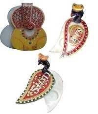 Hand Painted Marble Chopra