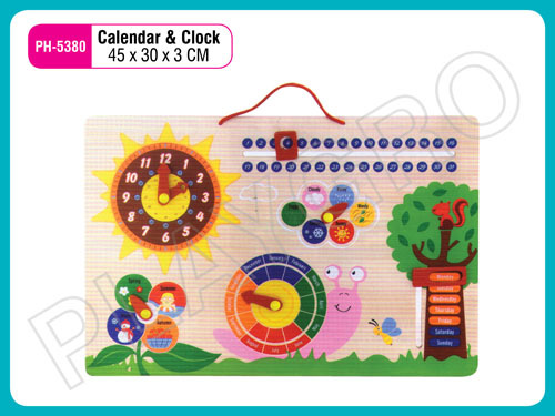 Magnetic Calender