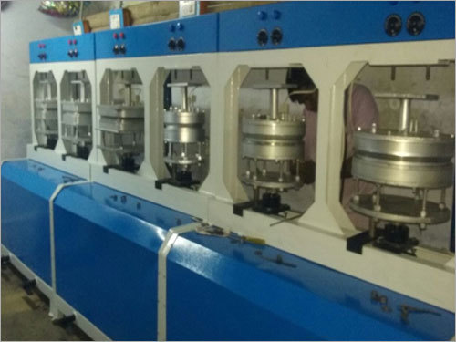 Areca Leaf Plate Converting Machine