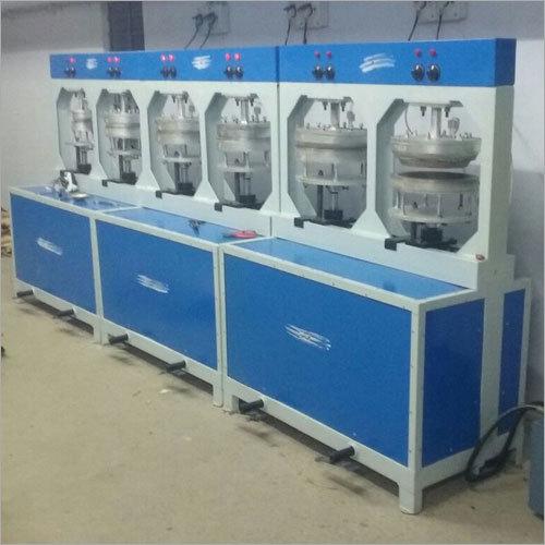 Automatic Areca Plate Making Machine & Disposable Plate Making Machine ManufacturerLeaf Plate Making ...