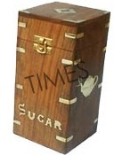 Wooden Sugar Box