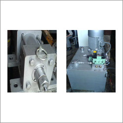 Hydraulic Fluid Pressure System