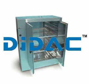 750 Liters Forced Ventilation Digital Oven