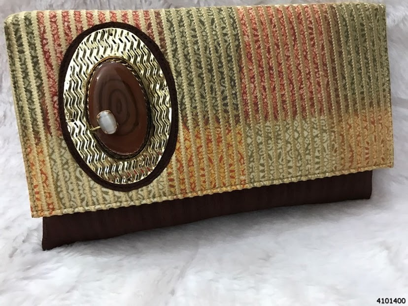Classic Ethnic Ladies Clutch Bag