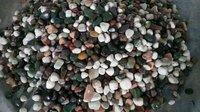 tumbled Mix Color Polished Agate pebbles