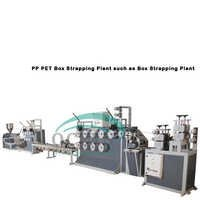 strapping machine plant