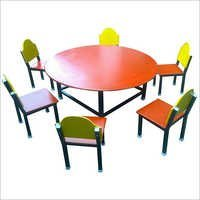 Metal Round School Furniture
