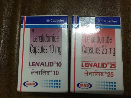 Lenalid cancer medicine