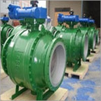 Ball Metal Seated Trunnion Ball Valve