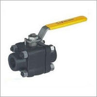 Forged Steel 3pc Ball Valve