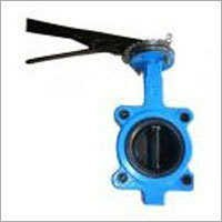 Lug Butterfly Valve One Stem Rubber Coated Disc