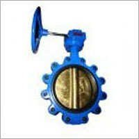 High Performance Ansi Lug Butterfly Valve