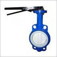 One Shaft With Pin Wafer Butterfly Valve For Fresh Water