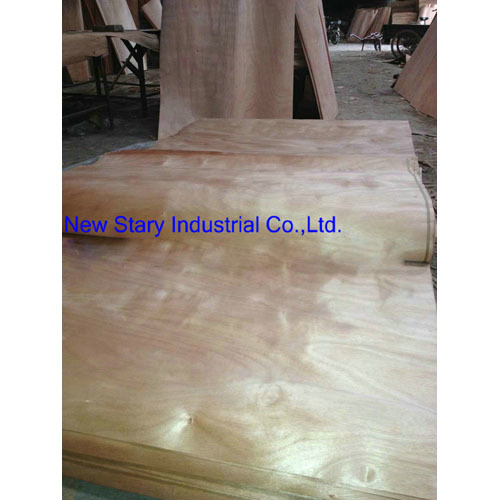 Cross Grain Okoume Veneer