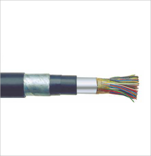 10 Pair Jelly Filled Armoured Cable