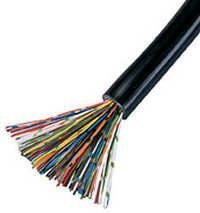 10 Pair PVC Unarmoured Telephone Cables