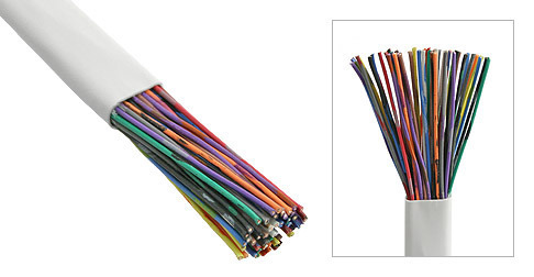 25 Pair Switch Board Telephone Cable