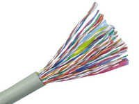 50 Pair PVC Unarmoured Telephone Cables