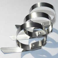 Stainless Steel Cable Ties 4.6mm Width x 300mm