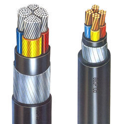 Copper Armoured Cables 4sqmm 4 core