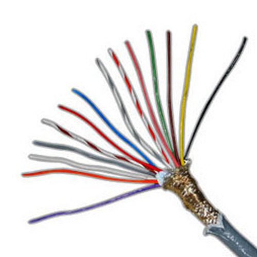 Double Shielded Cable 1.5mm 2 core