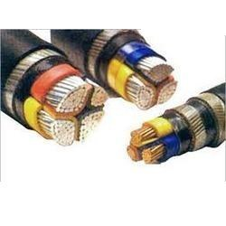 70 mm 4 Core Aluminum Armored Cables