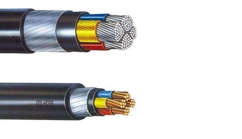185 mm 3.5 core XLPE Cable