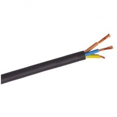 Rubber Cable 4mm 3 Core