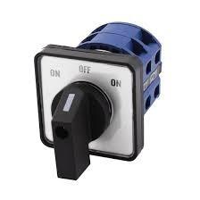 Rotary Switch 25 AMP 3 Pole