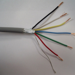 Shielded Cables 1.5mm 4 core