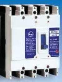MCCB DU125U 125 Amp L&T 3 Pole