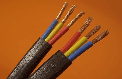Submersible Wire 4 mm