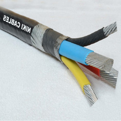 Aluminium Armoured Cable 10 Sq Mm 4 Core