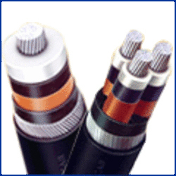 Aluminium Armoured Cable 500 Sqmm 3