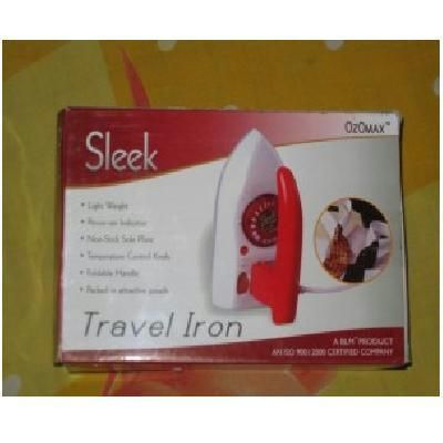 Electric Travel Iron