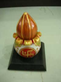 Marble Mangal Kalash For Grah Pravesh