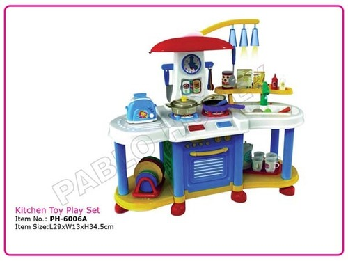 Kitchen Toy Play Set