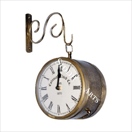Designer Station Clock