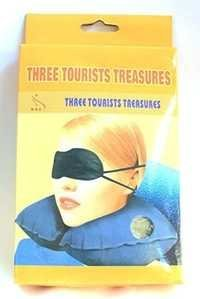 Three Tourists Treasures