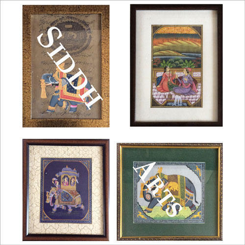 Indian Paintings Wall Decor