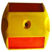 Abs Plastic Reflectors With Nail'S Hole Road Studs