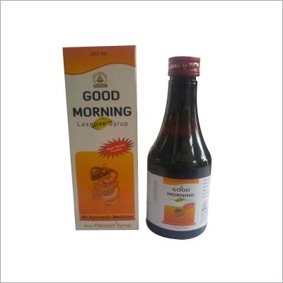 Ayurvedic laxactive syrup