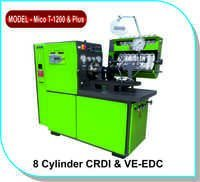 Mico Type 8 Cyl. CRDI VE- EDC Test Bench