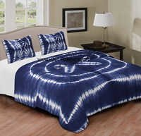 Tie dye Bed sheet set Twin, Full, Queen, King and Cal King sizes