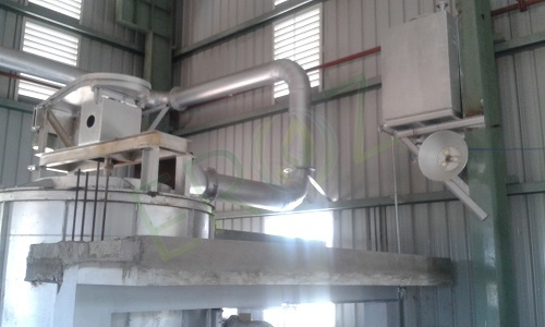 Remelting Furnace for Molten lead