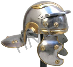 Medieval Roman Guard Armour Helmet