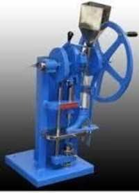 TABLET MACHINE HAND OPERATED(SINGLE PUNCH)