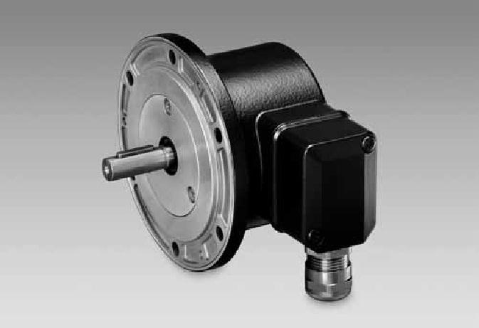 Incremental Encoder- heavy duty