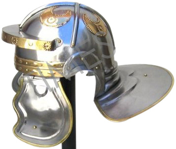 Medieval Roman Imperial Italic Armour Helmet