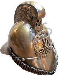 Medieval Fireman Armour Helmet